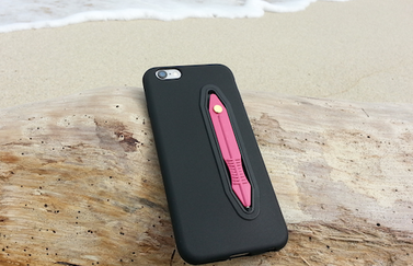Penbeddable iPhone case