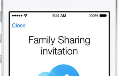 family-sharing-uitnodiging