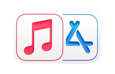 Apple Music Artists en App Store Connect icoontjes.