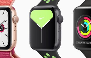 Apple Watch modellen: lineup van 2019.