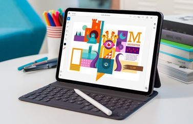 Adobe Illustrator voor iPad