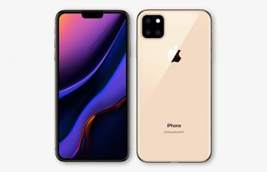 iPhone XI 2019 concept