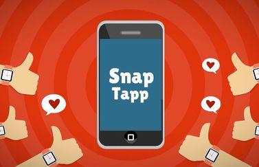 Snap Tapp voor de iPhone.