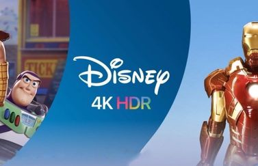 Disney en Marvel in 4K in de iTunes Store.