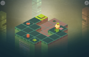Roofbot: Puzzler on the Roof voor iPhone en iPad