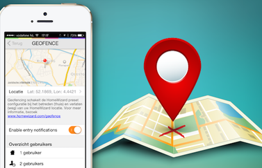 HomeWizard geofence featured