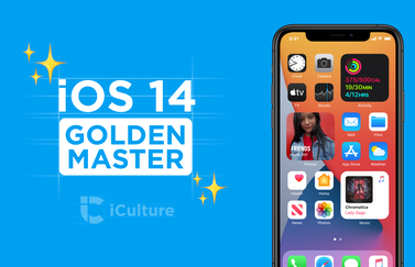iOS 14 Golden Master.