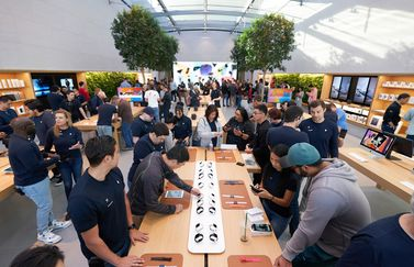 Apple Store nieuwe Apple-producten