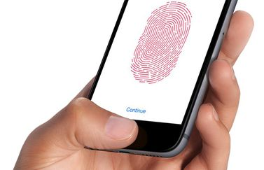 Touch ID op iPhone