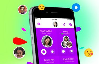 Facebook Messenger Kids-app