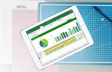 Microsoft Office voor iPad