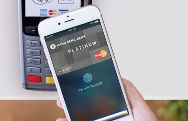 Apple Pay Hongkong