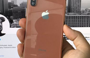 iPhone 8 dummy kopergoud