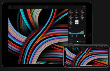 Pixelmator op iPad en iPhone