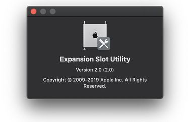 Expansion slot utility 2.0