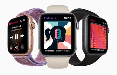 Apple Watch podcast-app