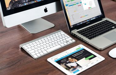 MacBook, iMac en iPad met Google-account
