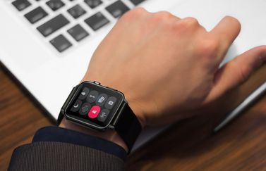 Apple Watch stille modus.