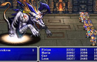 Final Fantasy 2 gratis downloaden.