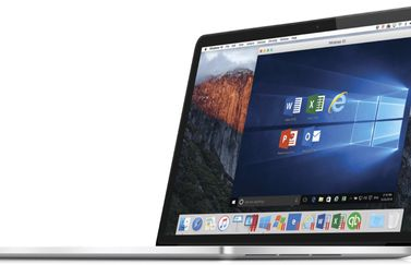 Parallels Desktop 12 voor de MacBook.