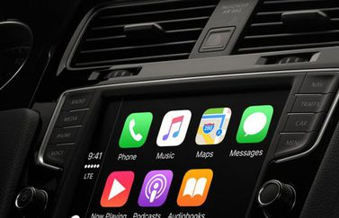 Apple CarPlay met YouTube Music