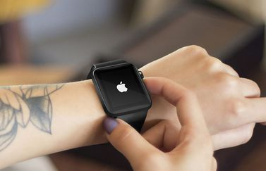Apple Watch herstarten
