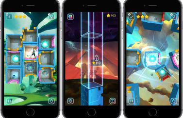 Warp Shift voor iPhone