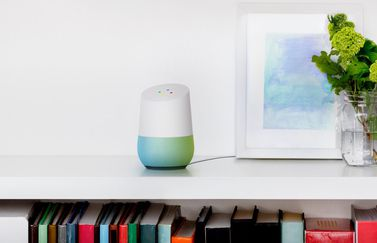 Google Home thuis