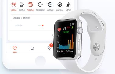 Cardiogram op Apple Watch