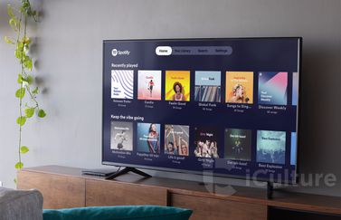 Spotify Apple TV.