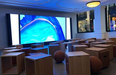 Apple Den Haag videowall