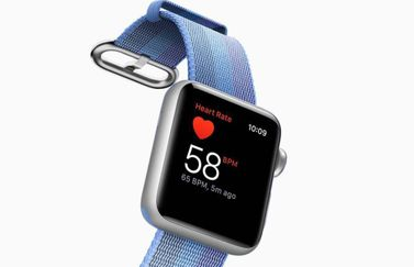 Apple Watch hartslag meten