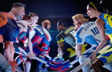 Ultimate Rivals: The Rink