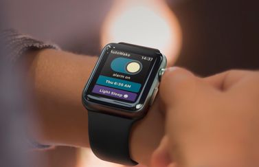 AutoWake op Apple Watch.