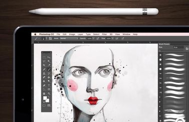Astropad met Apple Pencil