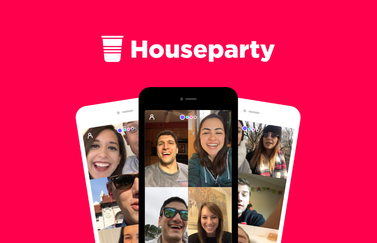 Houseparty van Meerkat