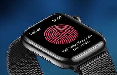 Apple Watch met Touch ID