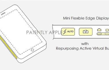 Apple patent tweede scherm iPhone