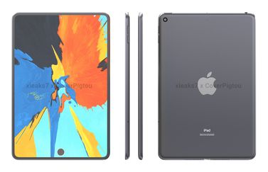 iPad mini 6 render