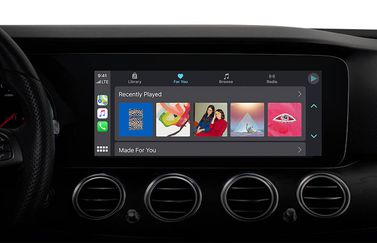 CarPlay met Apple Music