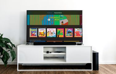 iBooks StoryTime op Apple TV
