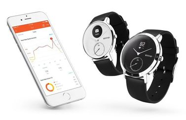 Steel HR horloge met iPhone-app