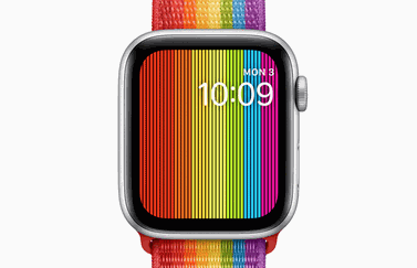 Apple Watch Pride-bandje 2019
