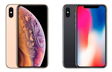 iPhone X vs iPhone XS verschillen