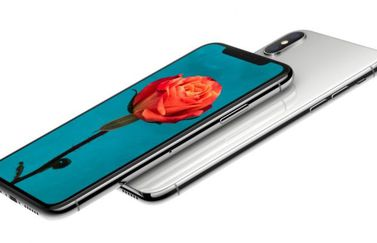 Super Retina Display in iPhone X