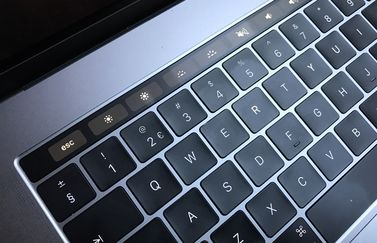 MacBook Pro review toetsenbord