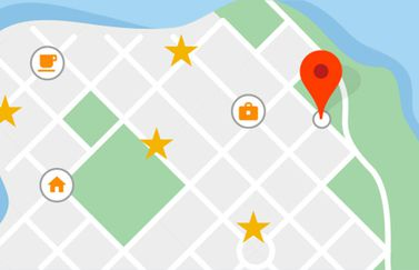 Google locaties volgen in Google Maps