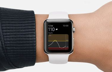 Bloedsuiker meten met Apple Watch