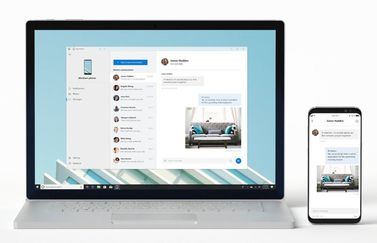 Microsoft Your Phone voor Windows 10