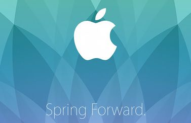 Apple Event Spring Forward